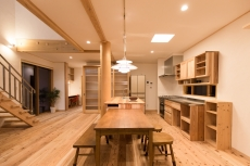 三重県伊勢市のオーナー様宅見学可能な注文住宅の建築実例