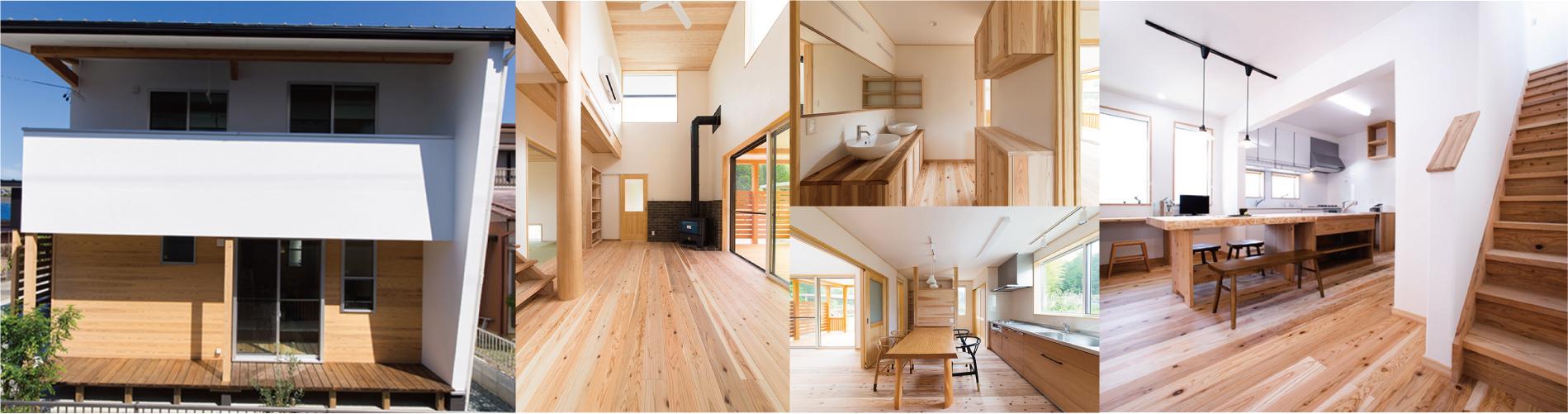 志摩市の注文住宅・新築一戸建て、平屋、実例、施工例