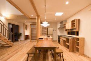 三重県伊勢市の新築一戸建て・注文住宅の間取りや実例