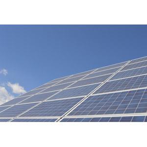 三重の太陽光発電 住宅屋根の写真